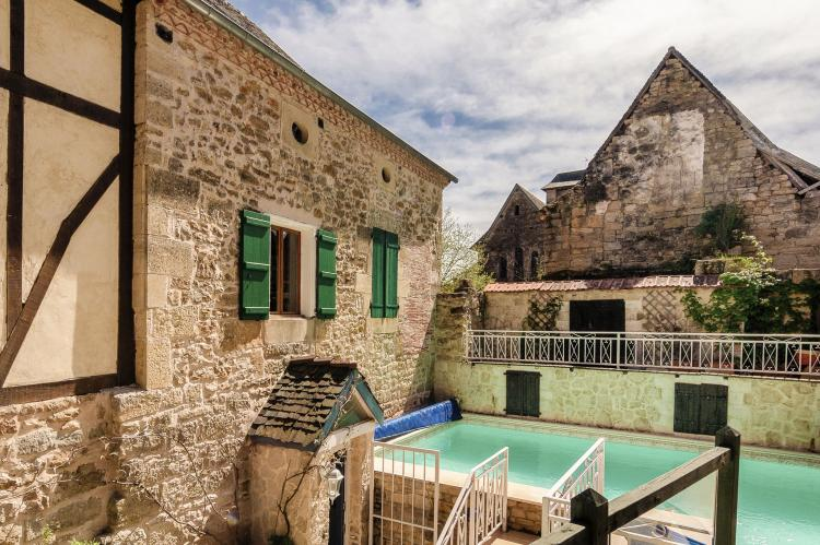 Holiday homeFrance - Dordogne: Coubjours 14P  [2]