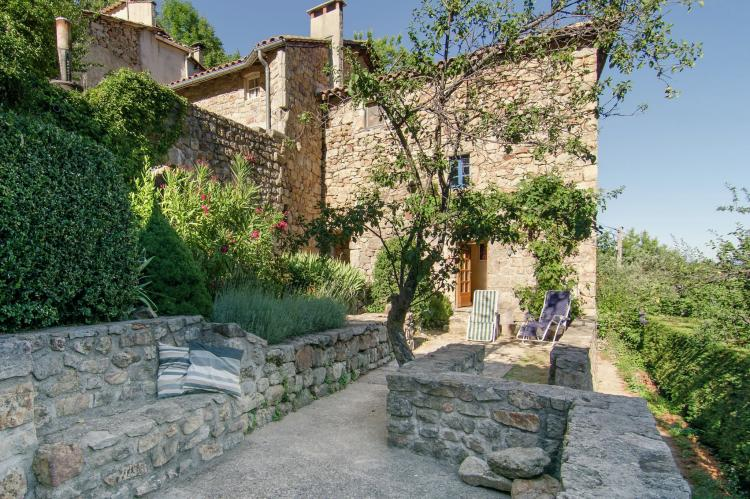 Holiday homeFrance - Ardèche: Maison de vacances -   JUVINAS  [5]