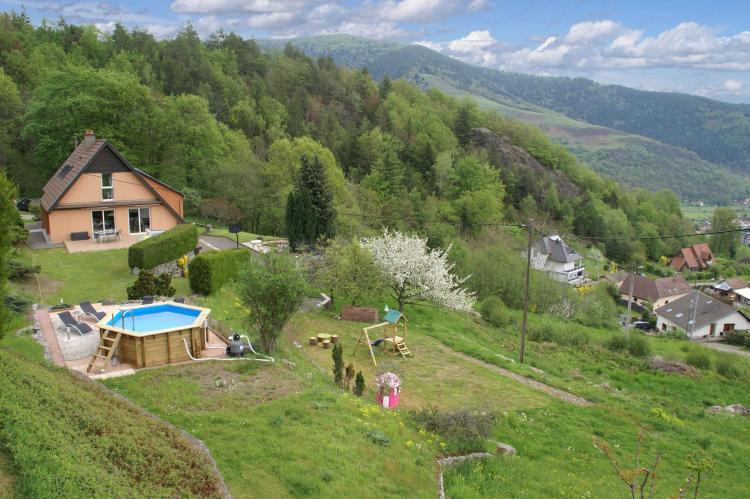 VakantiehuisFrankrijk - Elzas: Le Panorama  [24]