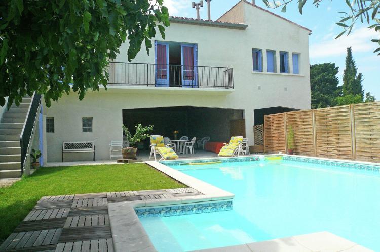 Holiday homeFrance - Languedoc-Roussillon: Azahia - TALAIRAN  [1]