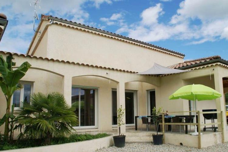 Holiday homeFrance - Ardèche: Maisond de vacances -Pradons  [5]
