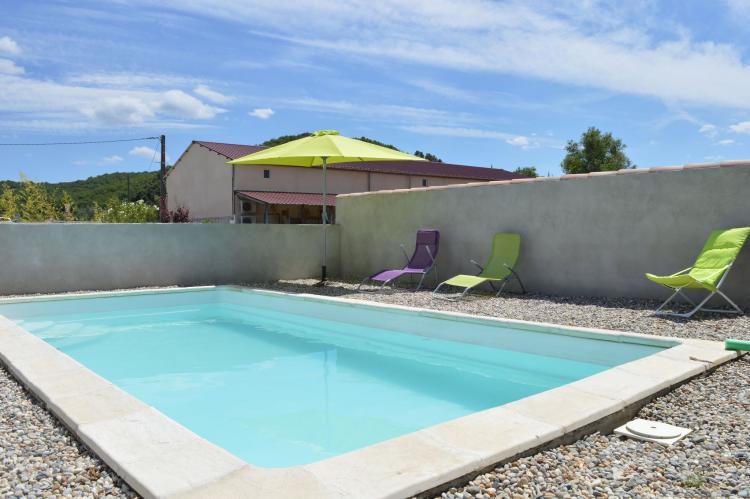 Holiday homeFrance - Ardèche: Maisond de vacances -Pradons  [8]