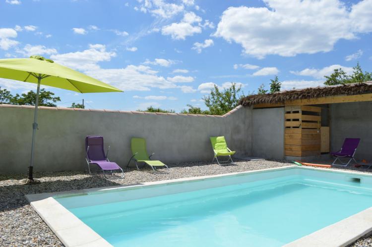 Holiday homeFrance - Ardèche: Maisond de vacances -Pradons  [1]