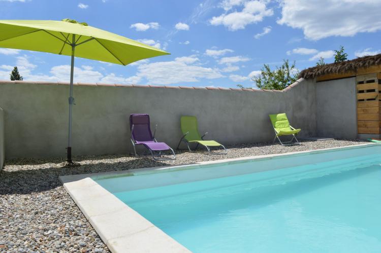 Holiday homeFrance - Ardèche: Maisond de vacances -Pradons  [7]