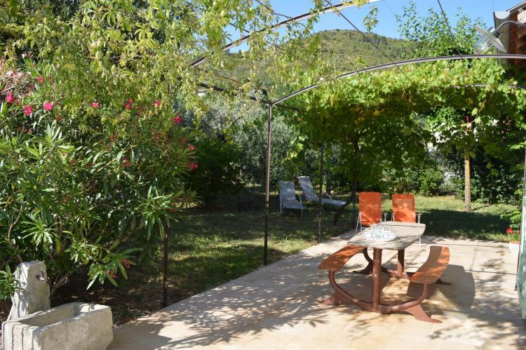 Holiday homeFrance - Ardèche: Villa - Les Vans 8pers  [29]