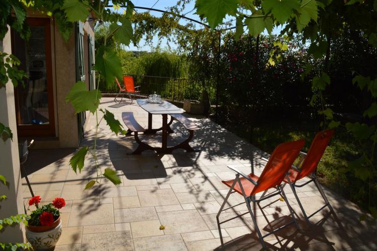 Holiday homeFrance - Ardèche: Villa - Les Vans 8pers  [31]