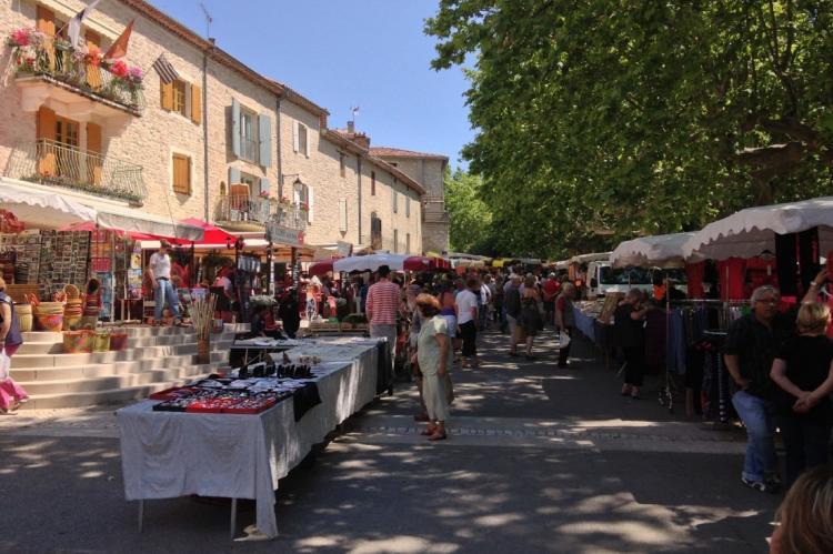 Holiday homeFrance - Ardèche: Villa - Les Vans 8pers  [38]