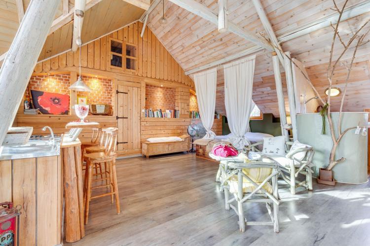 VakantiehuisFrankrijk - Région Lorraine: Maison de vacances - Niderviller Loft  [9]