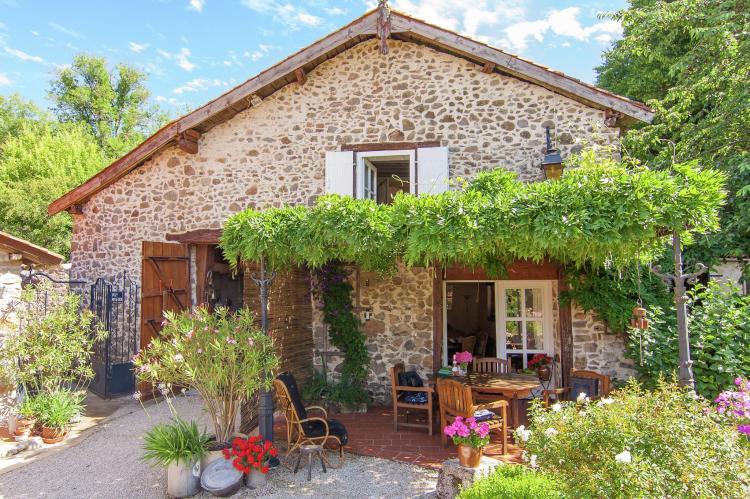 FerienhausFrankreich - Poitou-Charentes: Montizon  [1]