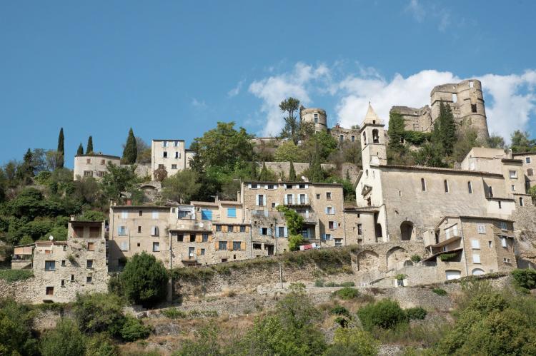 Holiday homeFrance - Drôme: Chateau des Gipières 23  [15]
