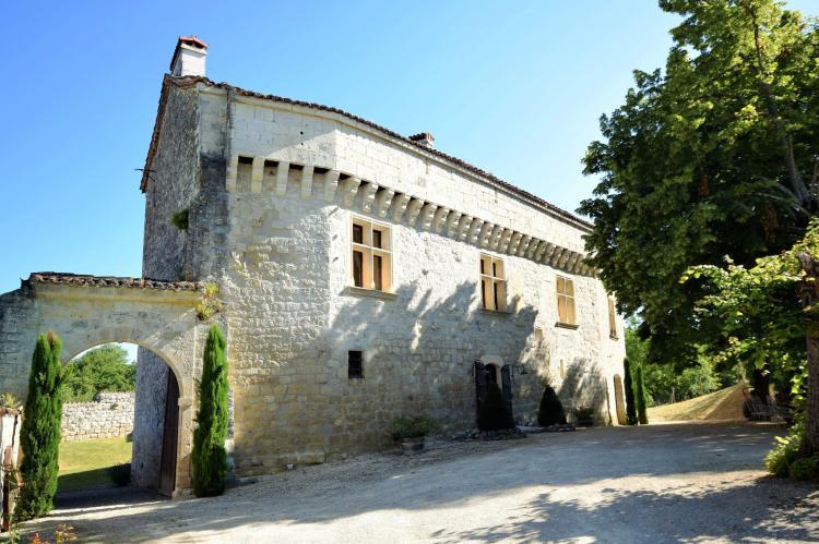 VakantiehuisFrankrijk - Atlantische kust: Chateau d'Agen-en tout  [3]