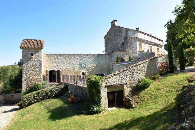 VakantiehuisFrankrijk - Atlantische kust: Chateau d'Agen-en tout  [2]