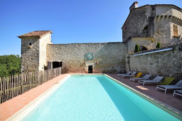 VakantiehuisFrankrijk - Atlantische kust: Chateau d'Agen-en tout  [1]