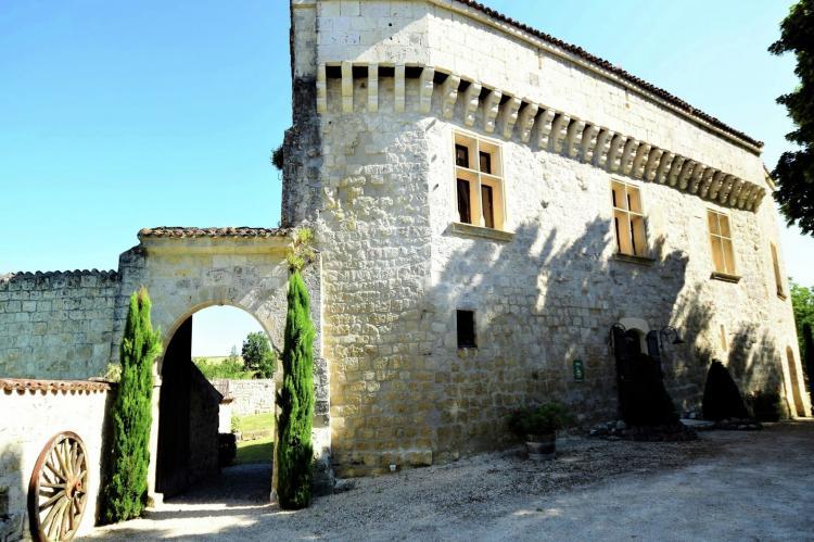 Holiday homeFrance - Atlantic Coast: Chateau d'Agen-Four a pain  [20]