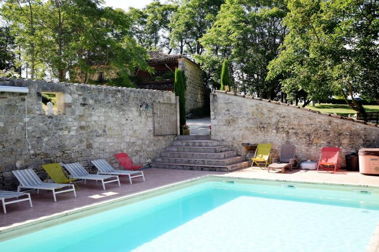 Holiday homeFrance - Atlantic Coast: Chateau d'Agen-Four a pain  [5]