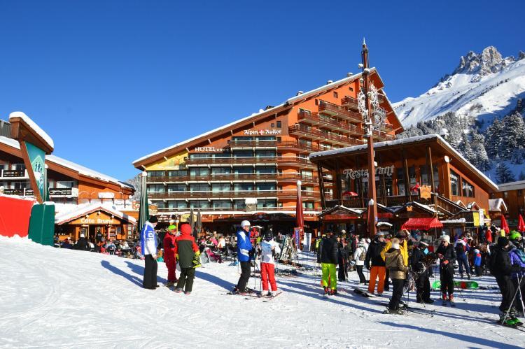 VakantiehuisFrankrijk - Noord Alpen: residence plein soleil  [16]