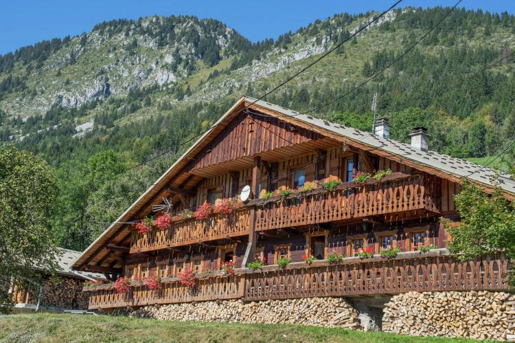 Holiday homeFrance - : Chalet Le Mont  [1]