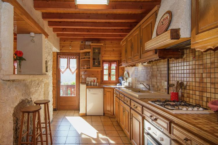 Holiday homeFrance - : Chalet Le Mont  [14]