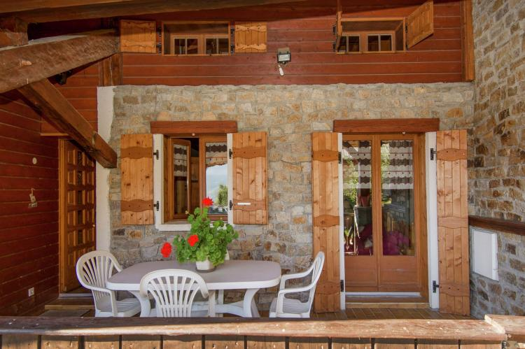Holiday homeFrance - : Chalet Le Mont  [25]