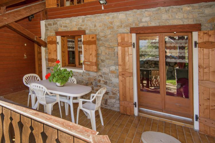 Holiday homeFrance - : Chalet Le Mont  [5]