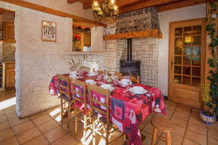 Holiday homeFrance - : Chalet Le Mont  [2]