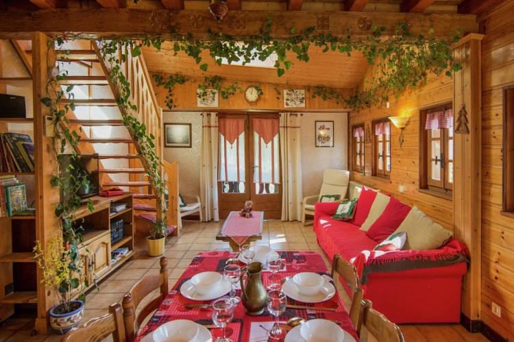Holiday homeFrance - : Chalet Le Mont  [10]