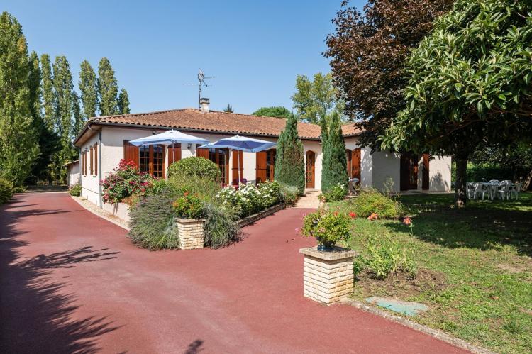 Holiday homeFrance - Atlantic Coast: Villa Pineuilh près de Dordogne  [1]