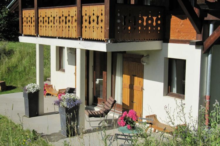 Holiday homeFrance - Northern Alps: Mon Amour  [21]