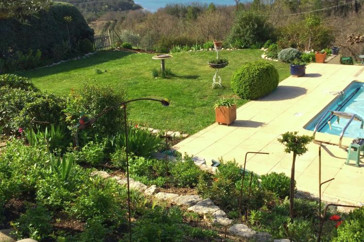 VakantiehuisFrankrijk - Zuid Alpen: Villa Pasmal  [23]