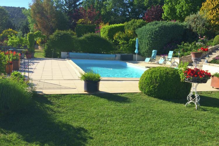 VakantiehuisFrankrijk - Zuid Alpen: Villa Pasmal  [7]