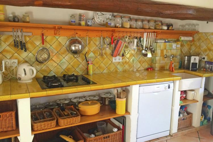 VakantiehuisFrankrijk - Zuid Alpen: Villa Pasmal  [12]