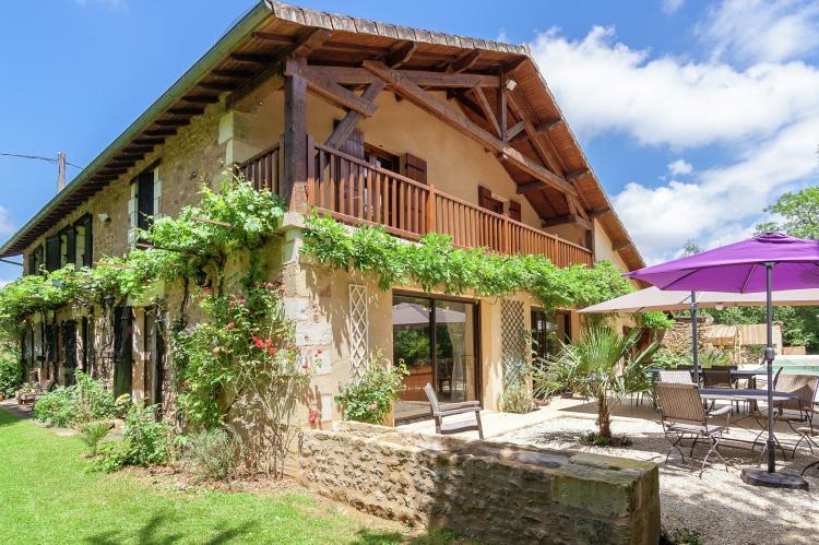 VakantiehuisFrankrijk - Dordogne: Les Raneaux 6P  [3]