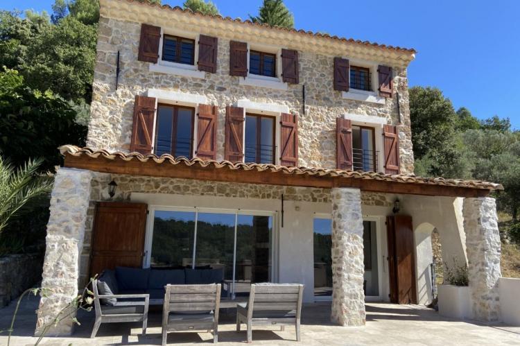 Holiday homeFrance - Provence-Alpes-Côte d'Azur: Villa Bonheur  [2]