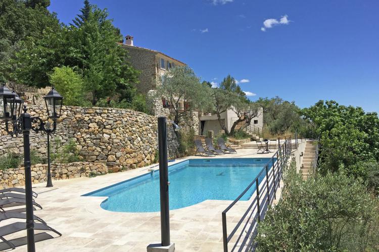 Holiday homeFrance - Provence-Alpes-Côte d'Azur: Villa Bonheur  [1]