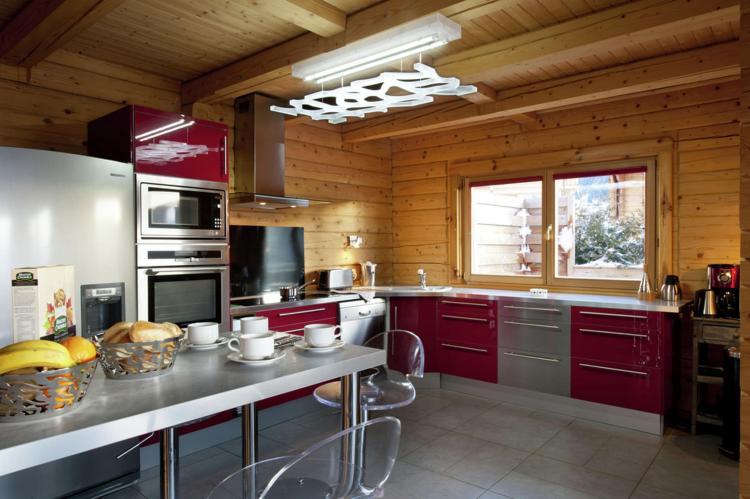 VakantiehuisFrankrijk - Noord Alpen: Chalet Mont Soleil  [8]