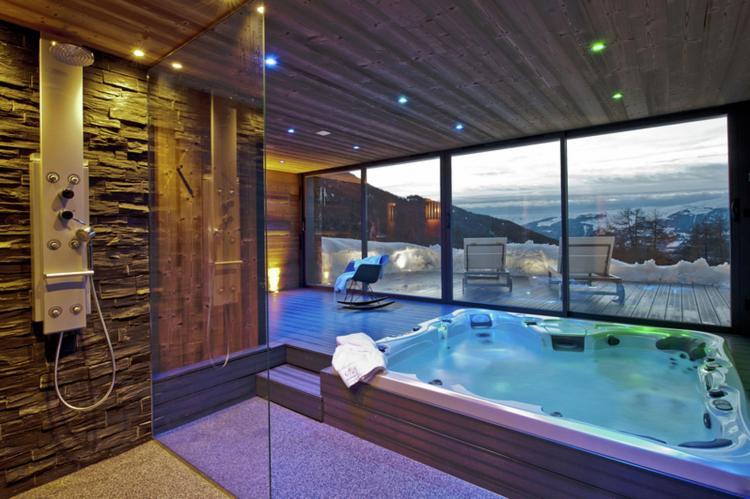 VakantiehuisFrankrijk - Noord Alpen: Chalet Mont Soleil  [12]