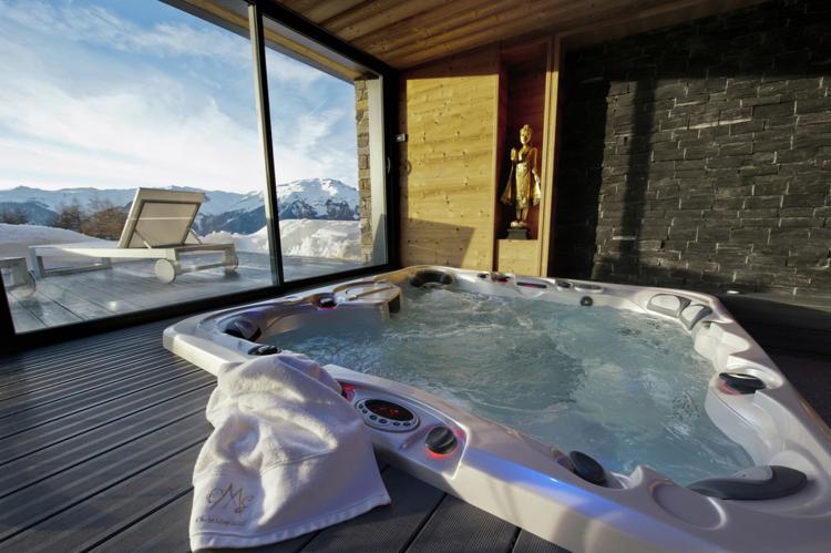 VakantiehuisFrankrijk - Noord Alpen: Chalet Mont Soleil  [13]