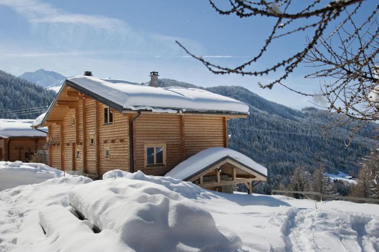 VakantiehuisFrankrijk - Noord Alpen: Chalet Mont Soleil  [3]
