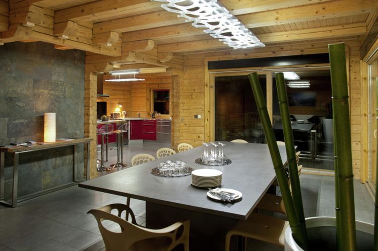 VakantiehuisFrankrijk - Noord Alpen: Chalet Mont Soleil  [6]