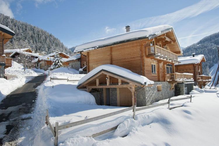 VakantiehuisFrankrijk - Noord Alpen: Chalet Mont Soleil  [2]