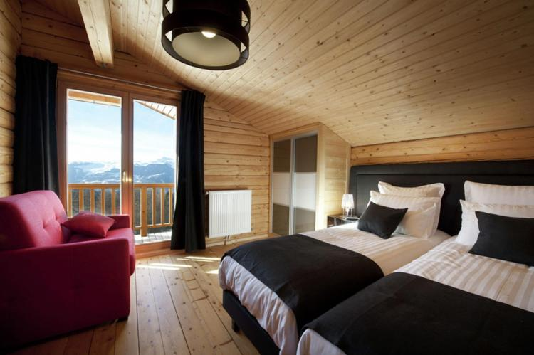 VakantiehuisFrankrijk - Noord Alpen: Chalet Mont Soleil  [10]
