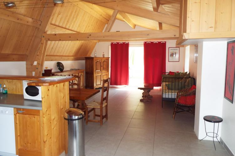 Holiday homeFrance - Ardèche: Appartement - Labeaume  [13]