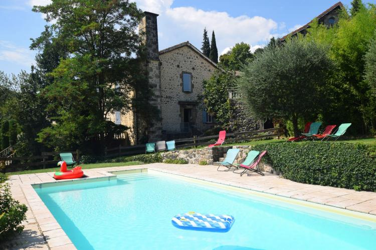Holiday homeFrance - Ardèche: Appartement - Labeaume  [1]