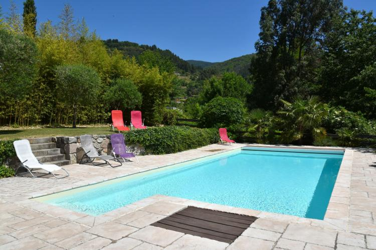 Holiday homeFrance - Ardèche: Appartement - Labeaume  [2]