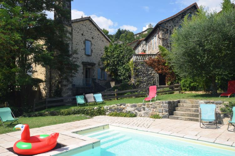 Holiday homeFrance - Ardèche: Appartement - Labeaume  [9]