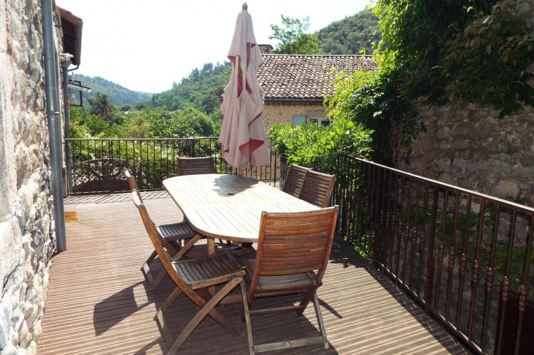 VakantiehuisFrankrijk - Ardèche: Gite - Labeaume  [13]