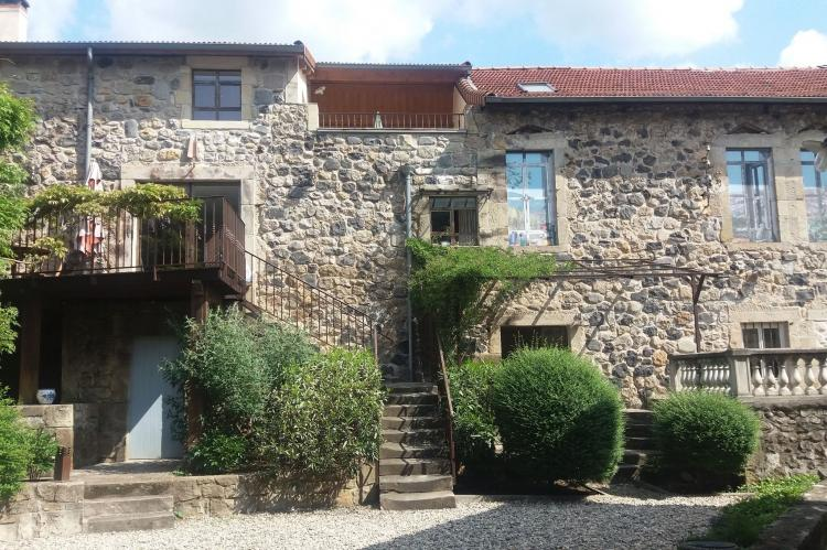 VakantiehuisFrankrijk - Ardèche: Gite - Labeaume  [3]