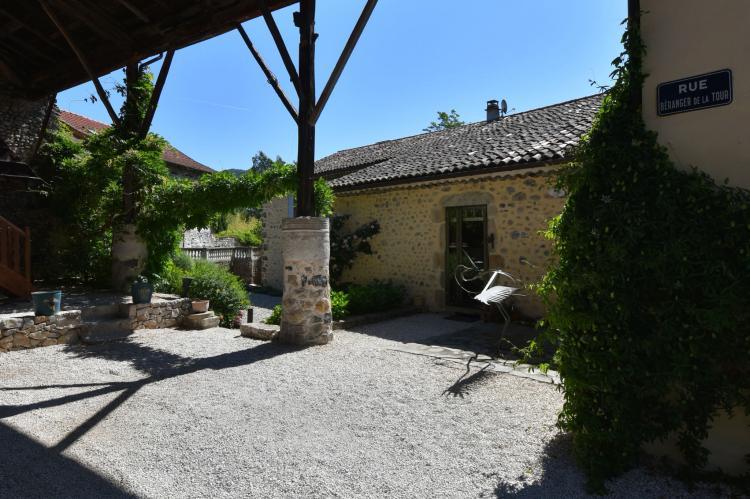 VakantiehuisFrankrijk - Ardèche: Gite - Labeaume  [14]