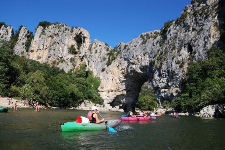 VakantiehuisFrankrijk - Ardèche: Gite - Labeaume  [30]