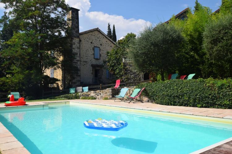 VakantiehuisFrankrijk - Ardèche: Gite - Labeaume  [2]